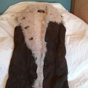 MEINDL Suede Leather/Lamb Vest